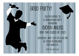 Guy Grad Invitation