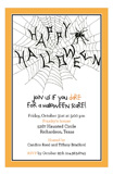 Halloween Web Invitation
