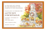 Harvest Hearth Invitation