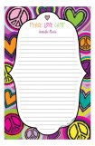 Heart Peace Camp Notepad