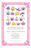 Her Royal Highness Invitation