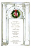Holiday Architrave Invitation