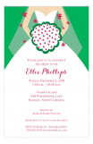 Holiday Bride Invitation