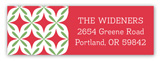 Holiday Collage Address Label