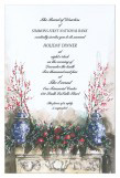 Holiday Hearth Invitation
