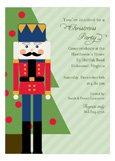 Holiday Nutcracker Invitation Image