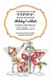 Holiday Spirits Invitation