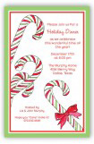 Holiday Sweets Invitation