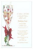 Holiday Toast Invitation