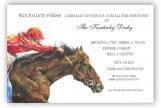 Horse Power Invitation