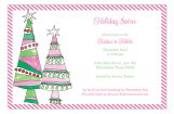 Hottie Trees Invitation