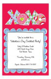 Hugs & Kisses Invitation