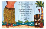 Hula Invitation