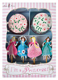 I Am A Princess Cupcake Kit