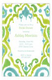 Ikat Asher Invitation