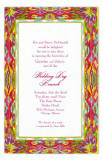 Ikat Invitation