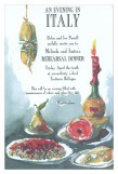 Italian Meal Invitation