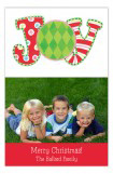 Joyous Holiday Photo Card