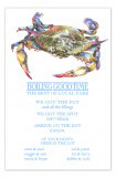 Keeper Crab Invitation