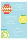 Lantern Lawn & Garden Invitation