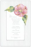 Lapel Flower Invitation