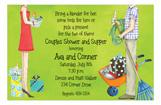 Lawn & Garden Invitation