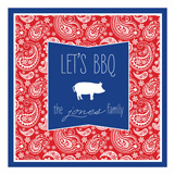 Lets BBQ Square Lucite Tray Insert