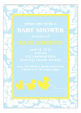Little Duckies Invitation