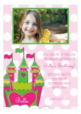 Little Princess Photo Card