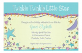 Little Star Invitation