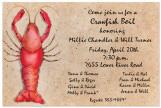 Lobster Invitation