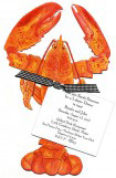 Lobster Invitation