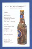 Longneck Invitation