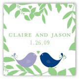 Love Birds Gift Tag