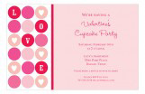 Love Dots Invitation