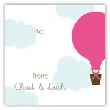 Love in the Air Gift Tag