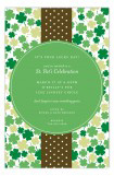Luck of the Irish Invitation
