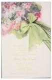 Maidens Fleurs Invitation