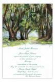 Majestic Oaks Invitation