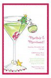 Martinis and Merriment Invitations