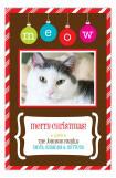 Meow Meow Photo Card