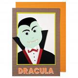 Dracula Halloween Greeting Cards
