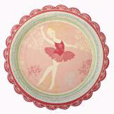 Little Dancers Small Plate