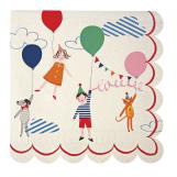 Toot Sweet Childrens Small Napkin