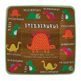 Dinosaur Square Party Plates