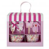 Baby Shop Pink Cupcake Kit