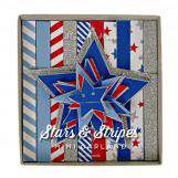 Stars & Stripes Mini Garland Patriotic Decorations