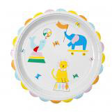 Silly Circus Large Plate