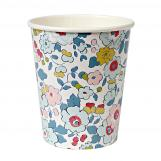 Liberty Betsy Pattern Cups