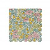 Liberty Poppy & Daisy Small Napkins